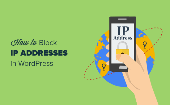 Block an IP address