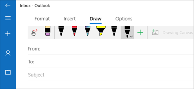 How to Use Drawing Tools in Windows 10 Mail Archives