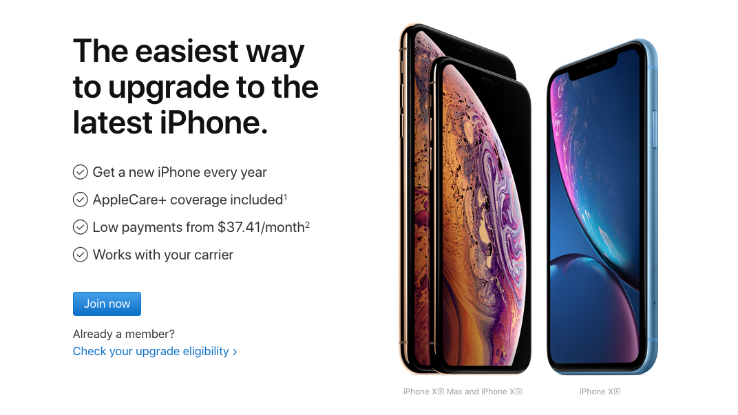 The iPhone Upgrade Program Doesn't Work with Prepaid Plans
