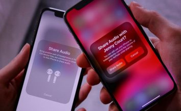 How to share audio in iOS 13