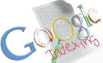 Time to index content on Google + Crawl speeding technique