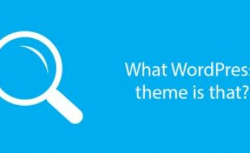 Find the WordPress Template Name in a few different ways